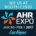 AHRI Air Conditioning Heating and Refrigeration Institute Expo logo 2017