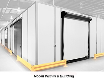 Grow Room Within a Building