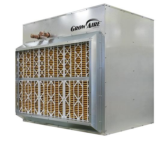 GrowAire Dehumidification System Unit