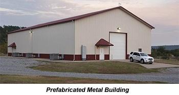 Prefabricated Metal Building Grow Facility