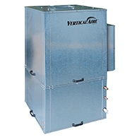 VerticalAire DOAS Dedicated Outside Air System dehumidifier