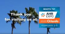 AHR Expo 2020 Orlando Review by Desert Aire