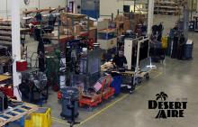 Desert Aire continues to produce products for the HVAC industry.