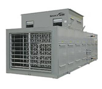 Selectaire dehumidification system manufacturer desert aire for Indoor pool dehumidification design